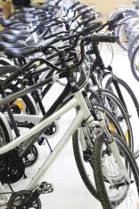 Lot's of bikes
