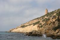 Cliffs in Cadiz