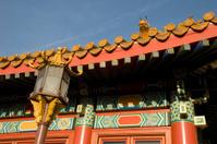 Oriental Architecture Detail