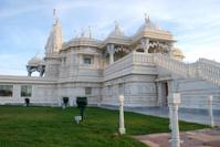 marble hindu temple in Toronto