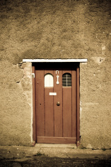 ... Strange Old Door Cahir Tipperary Ireland ... & Strange Door Stock Photos - FreeImages.com