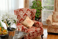 interior decorating of the country resorts