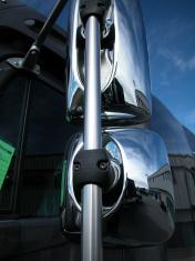 Semi Truck Mirror Bar