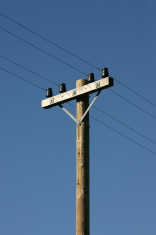 Telegraph Pole 07