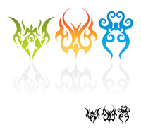 Evil symbol