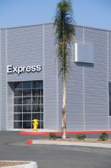 Automobile Service Building