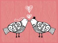 Wedding Love Birds