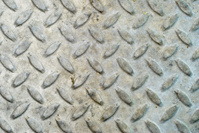 Large diamond plate texture
