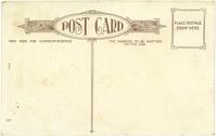 Vintage postcard xxlarge