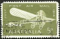 Aussie airmail