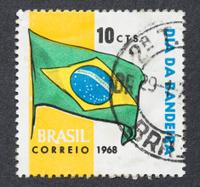 Brazilian stamp