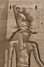 Pharaoh in Hieroglyphics 2