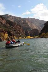 Rafting the Gates of Ladore, Utah, USA