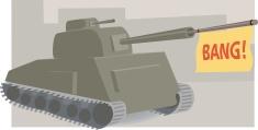 Tank Flag