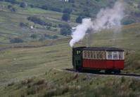 Railway in Snowdonia