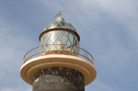 Lighthouse on Fuerteventura, Canary Islands