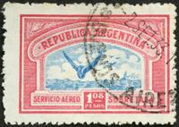Argentine airmail