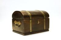small treasure chest