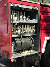 Firefighters equipment