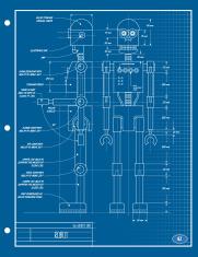 Robot Blueprint