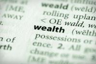 Dictionary Series - Economics: Wealth