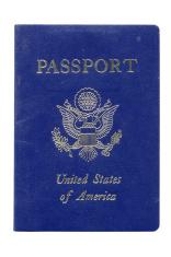 Used USA Passport