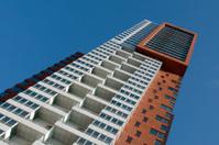 modern appartmentbuilding