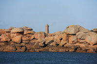 Lighthouse in the Bretagne