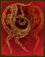 gemini flame moon dancer