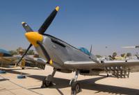 Propellor driven aircraft