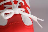 Shoelace detail