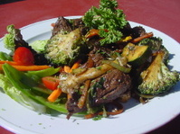 Succulent Beef Stir Fry