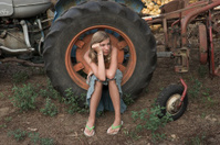 Farming vacation.
