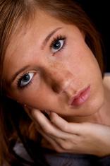 teen girl portraits