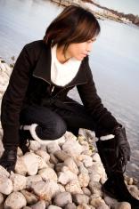asian fashion girl