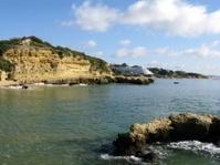 Coast Algarve/Portugal