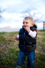 toddler child autumn portraits