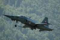 Swiss Airforce Fighterjet