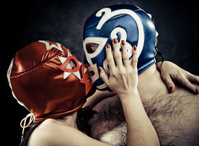 lucha libre tenderness
