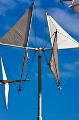 Industrial Windmill