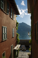 Varenna Passageway on Lake Como
