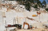 White Marble quarry on Greek island Thassos (Series)