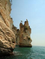 Gargano seaside