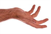 curling fingers