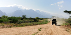 Landrover Adventuring in Africa