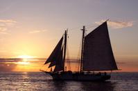 Sunset Celebration at Key West
