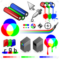 RGB Print Elements