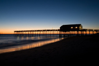 Kitty Hawk Pier Sunrise
