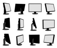 ComputerMonitor, Angles