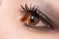 Asian beauty: Eye - Eyelash